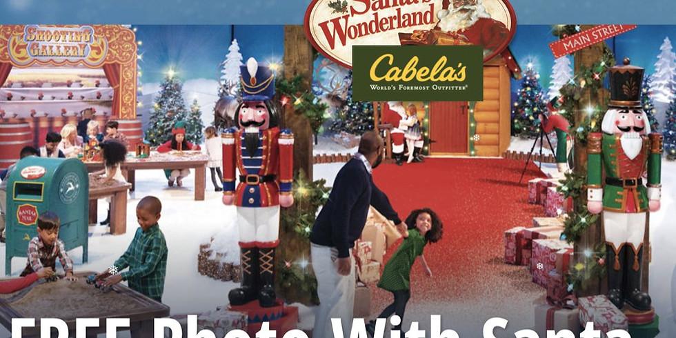 Santa at Cabela's Santa Wonderland (4)