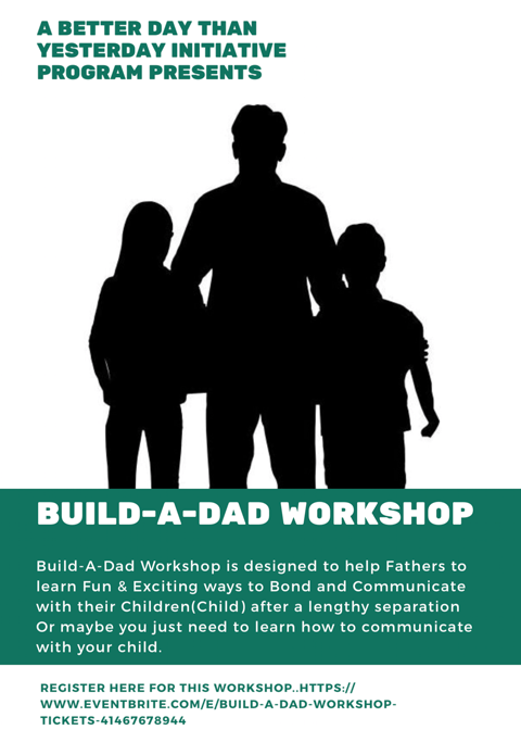 Build-A-Dad Workshop