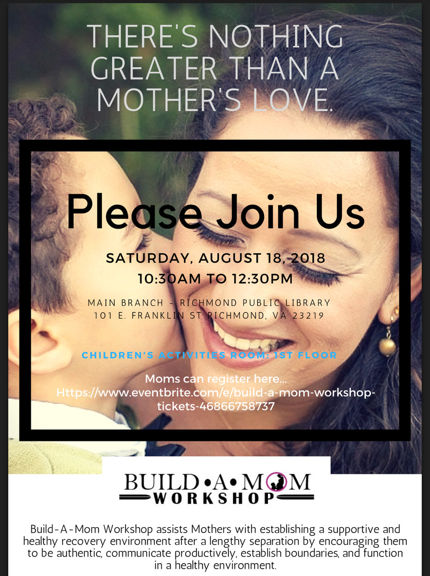 Build-A-Mom Workshop