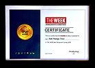 The week magazine award.