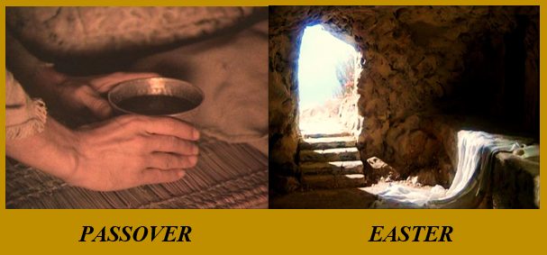 Passover Lord's Supper Eucharist Communion Easter Resurrection