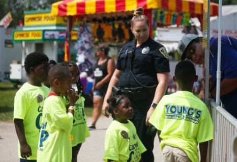Carnival with a Cop