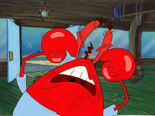 LAST ONE!  KRABS from SQUEAKY BOOTS #6095