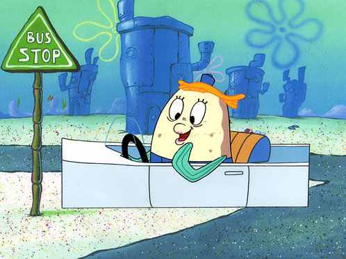 Prod Cel of Mrs. PUFF #4999
