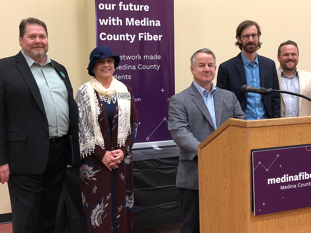 Medina County FTTH Project Partners