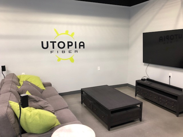 UTOPIA's Demonstration Center in Murray, UT