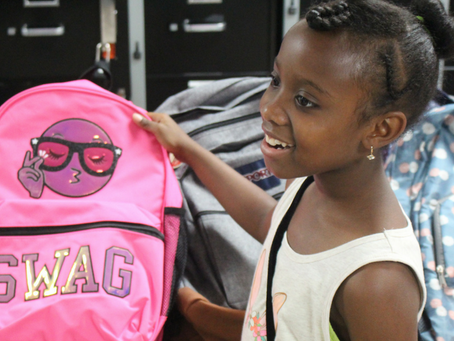 700 Backpacks Donated And Counting!