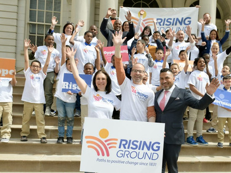 Big NYC Child Welfare Merger: Rising Ground's Mucatel on Running $130M Org.