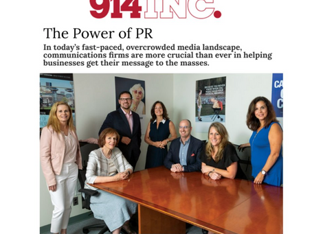 The Power of PR: Harrison Edwards Featured in 914inc Magazine