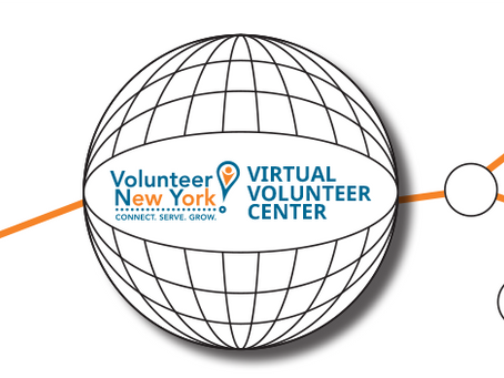 Volunteer New York! Launches Virtual Volunteer Center, A Central Hub for COVID-19 Volunteer Response