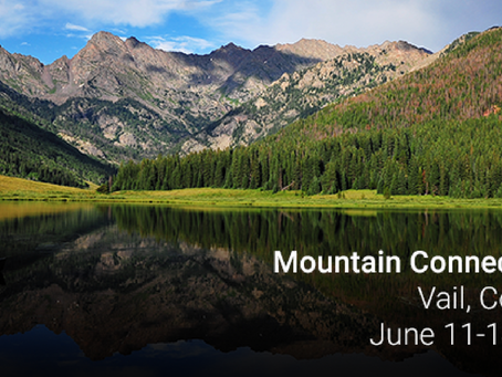 Meet with the Harrison Edwards Team This Week at Mountain Connect