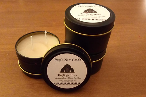 Halfling's Home Scented Candle