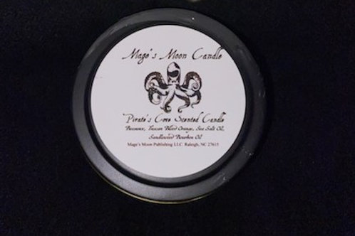 Pirate's Cove Scented Candle Tin