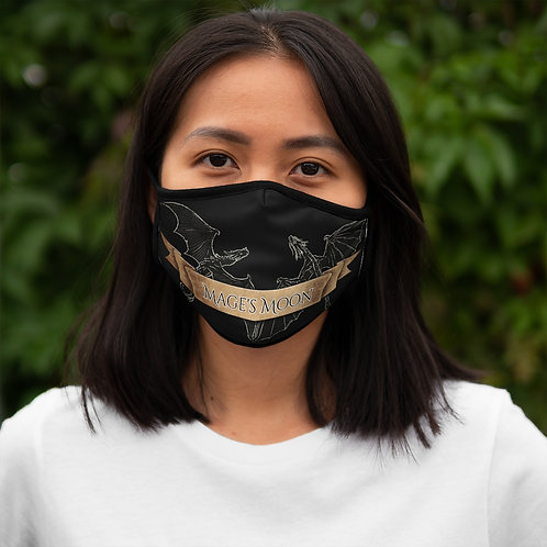 Dragons - Fitted Polyester Face Mask