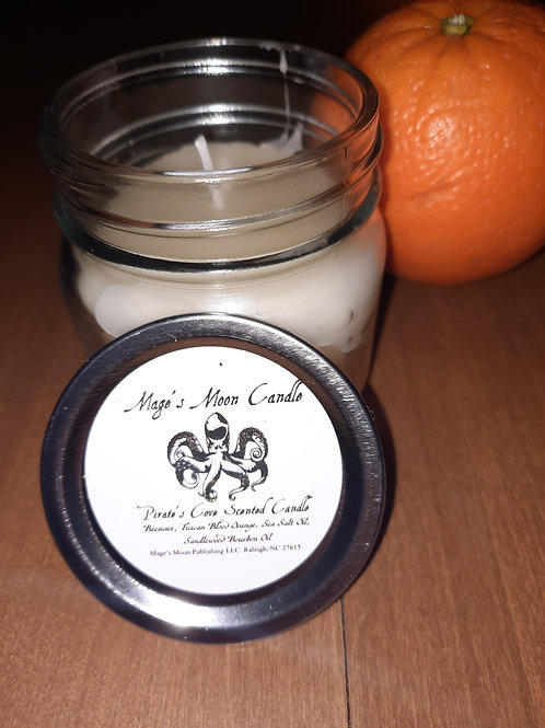 Pirate's Cove Scented Jar Candle