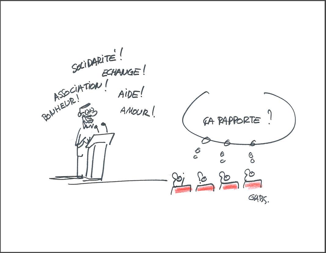 Le mécénat de compétences présenté par Jean-Michel Pasquier