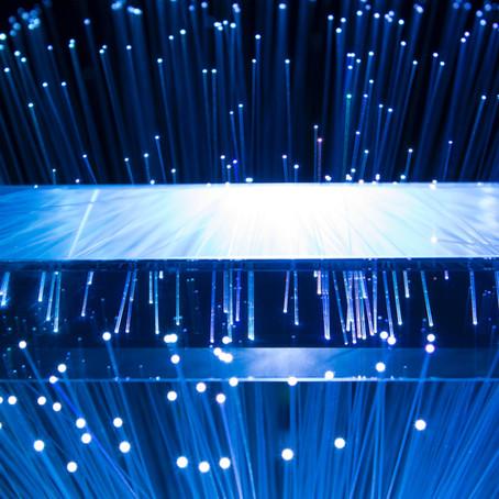 Avelia et la fibre optique