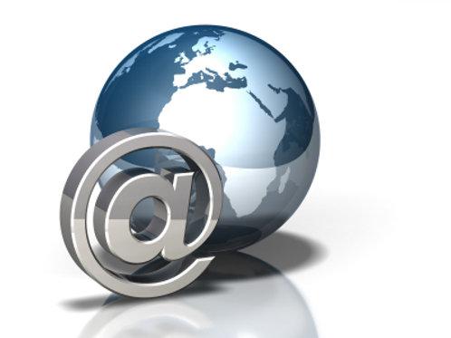 Bezpieczne konta e-mailowe dla edukacji, własna domena i serwer / 1 rok
