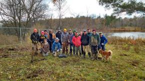 2018 McNamara Park Tree Planting