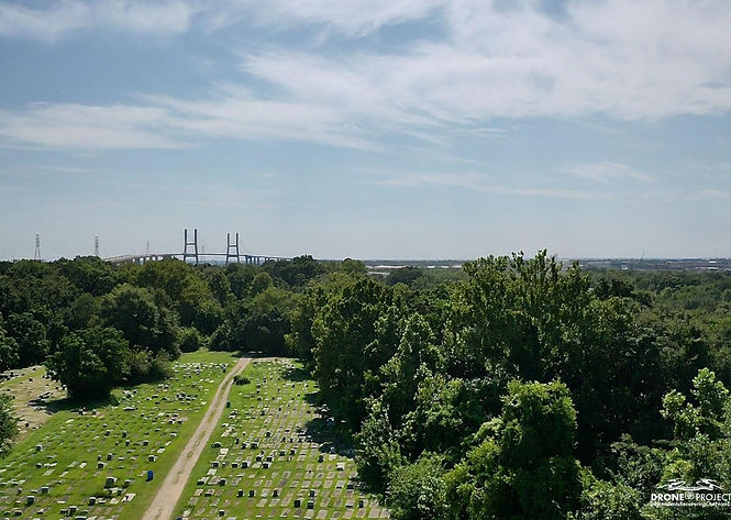 drone Africatown