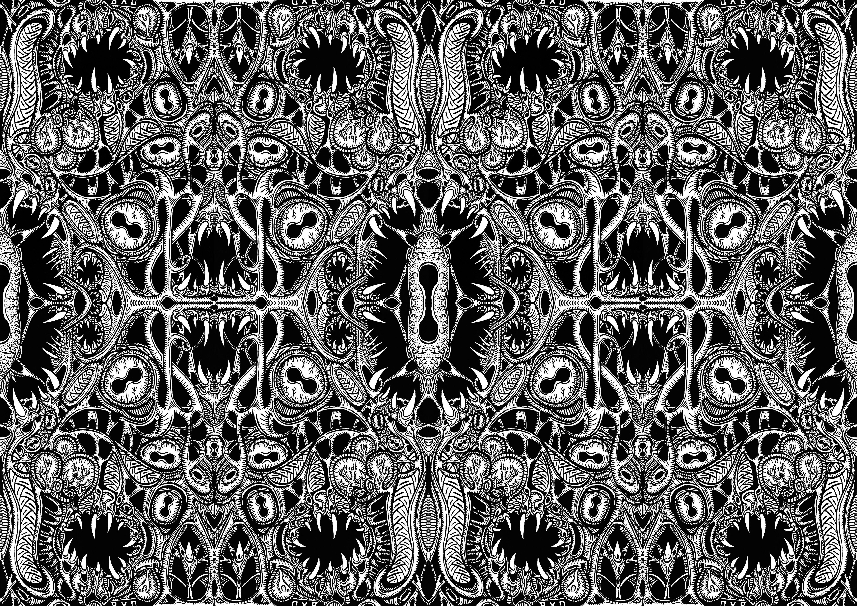 Necrocosmic Dimension - Wallpaper