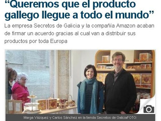 Producto local, mercado global.