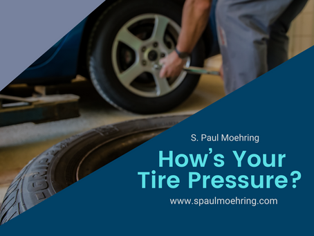 How's Your Tire Pressure?