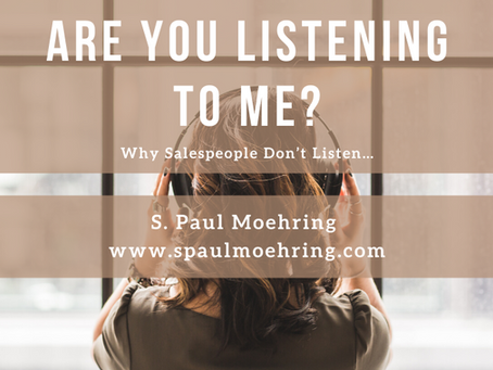 Are You Listening to Me?