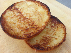 TOASTED BUNS