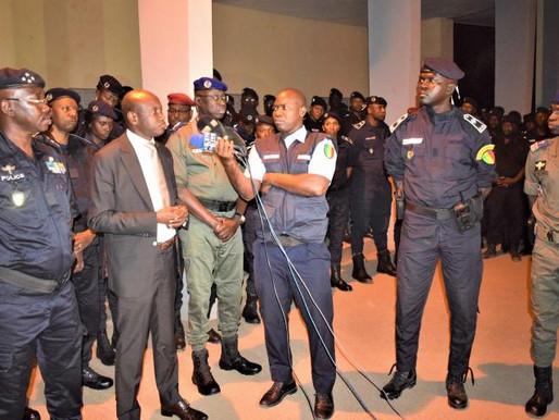 Ministère de l'Intérieur du Sénégal : Arrêté portant interdiction temporaire de circuler