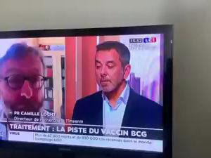 Attention les amis ! Nous sommes les cobayes de la France pour le test anti coronavirus !