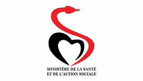 Communiqué du Ministère de la Santé et de l'Action Sociale du Sénégal