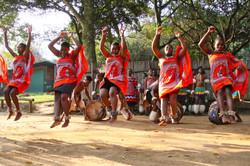 Flying Dancers of Eswatini, Africa