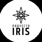 proyecto IRIS Logo Redondo black black C