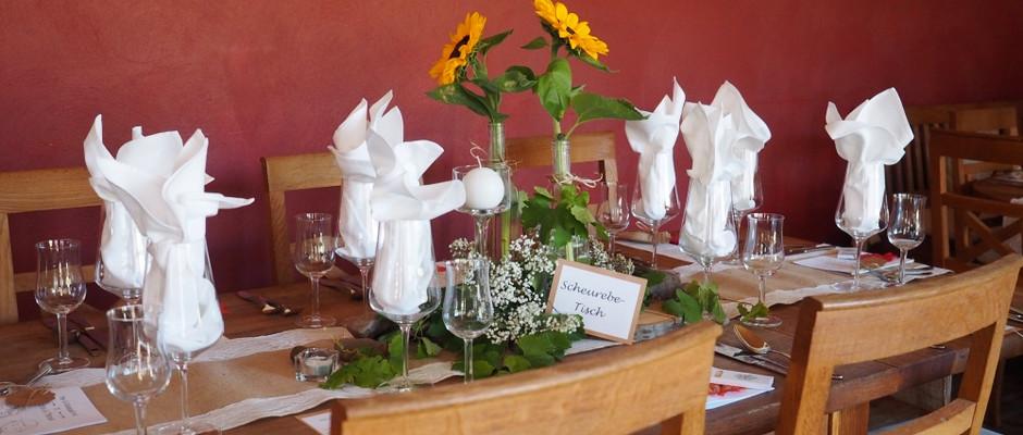 """""""Scheurebe"""" Tisch"""