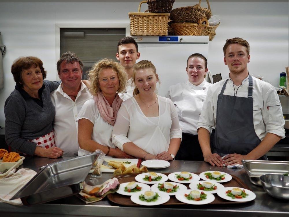 Team Service & Küche