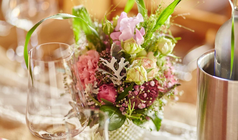Blumen-Arrangement