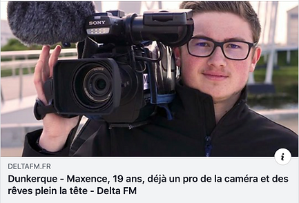 Maxence LANGLET ML Productions