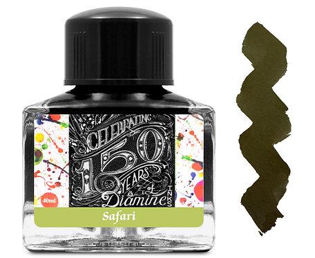 Diamine 150 Anniversary Ink: Safari 40ml