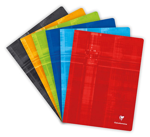Clairefontaine Stapled Notebook - A4