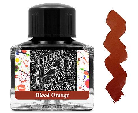 Diamine 150 Anniversary Ink: Blood Orange 40ml