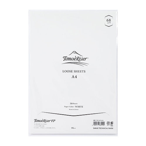 Tomoe River Loose Sheets - 68GSM - White