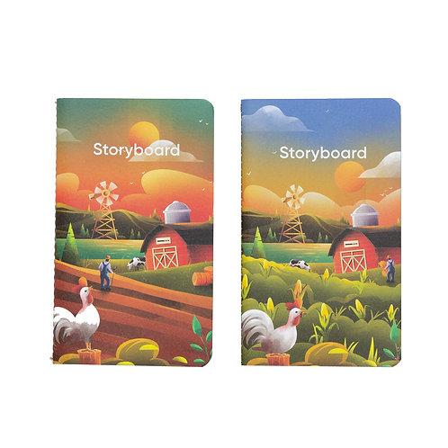 Endless Storyboard 02 - The Farm
