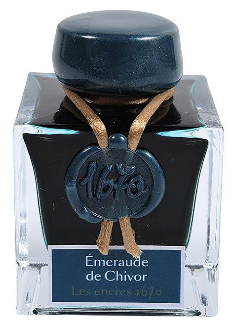 Jacques Herbin 1670 Emerald of Chivor
