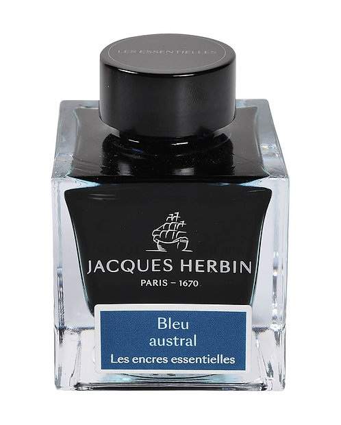 Jacques Herbin Essentielles - Bleu Austral Ink