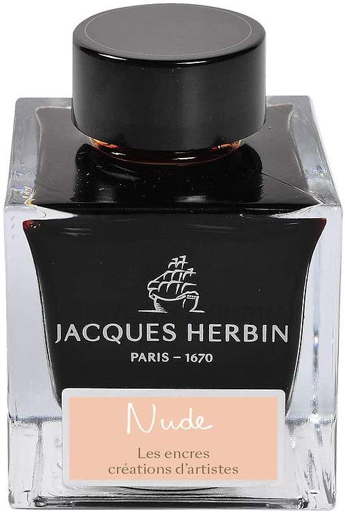 Jacques Herbin Nude - Ink Bottle