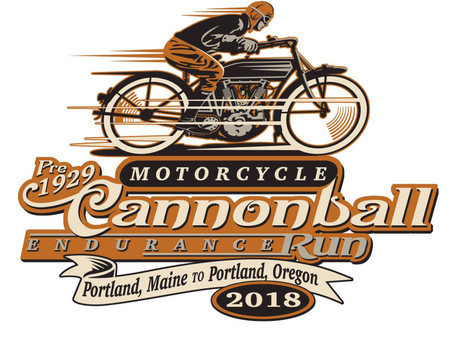 2018 Cannonball, here we come!