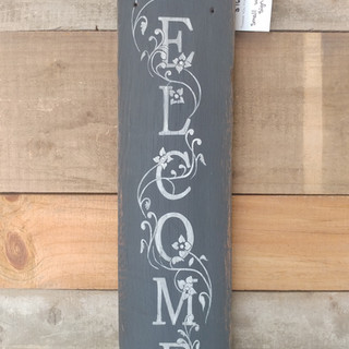Sm Grey Welcome Sign by Danette.jpg
