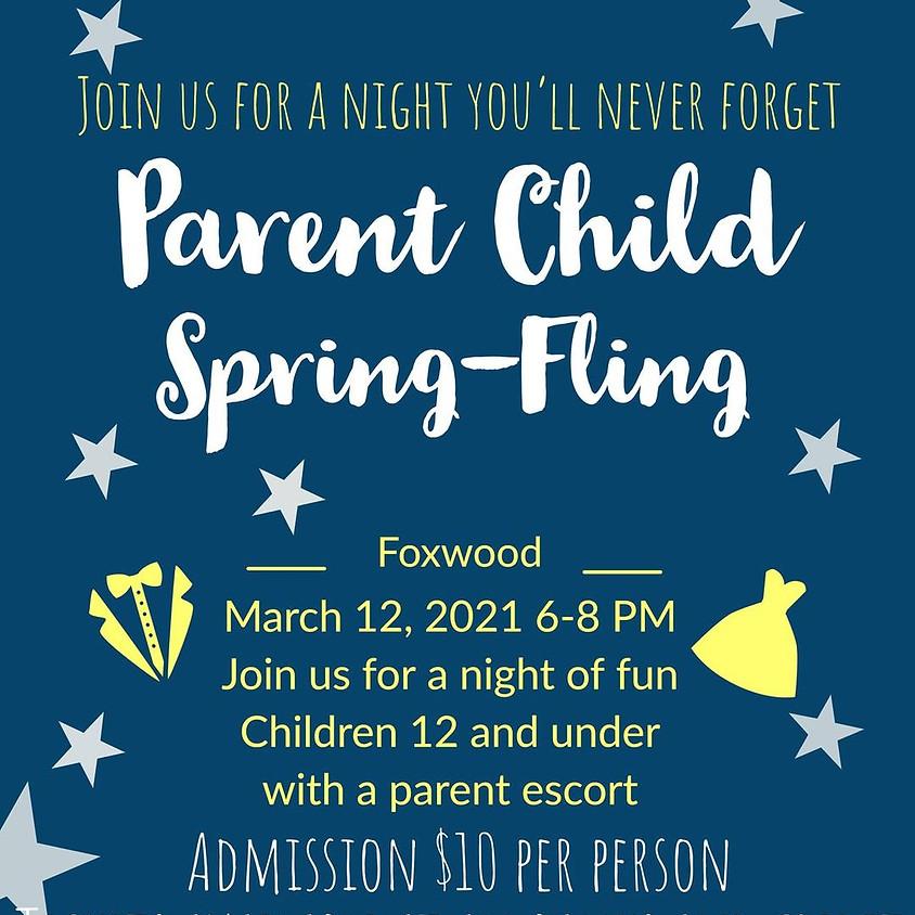 Parent-Child Spring Fling