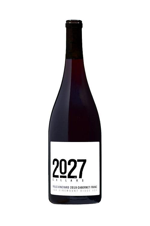2019 Falls Vineyard Cabernet Franc